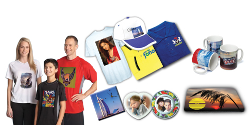 Sublimation Printing Services