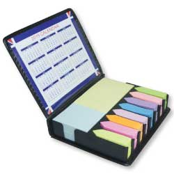 Promotioanl Sticky Notepad and Calendars