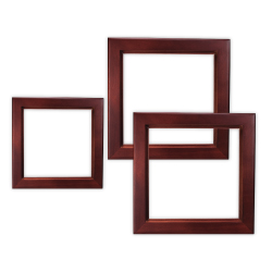 Wooden Frame for Imprint Tiles