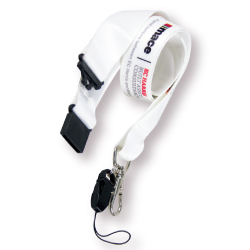 Lanyards in Polyester Material