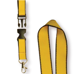 Lanyards in Double Colors