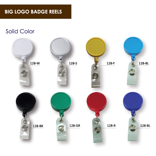 Badge Reels in Round Shape