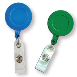 Badge Reels with Branding