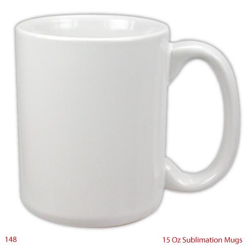 Photo Mugs in White 148