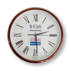 Personalized Wall Clocks 589-DBR
