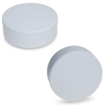Promotional Anti Stress Balls White Color