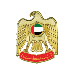 UAE Falcon Shape Badges