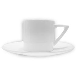 Saucer Tea Mugs 185