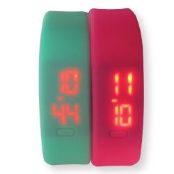 Digital Watch Wristbands
