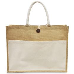 Jute Cotton Bags JSB-08
