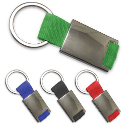 New Metal Keychain