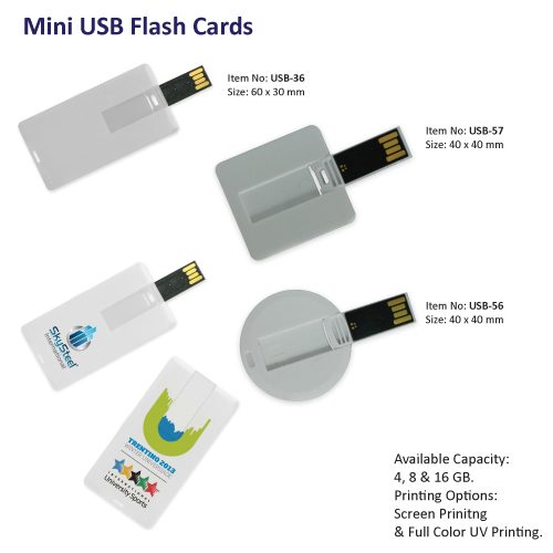 Small card shape usb flash with printing small card shape usb flash freerunsca