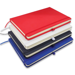 Notebook in A5 and A6 Size
