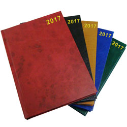 Promotional Diaries and Calendars in A5 size