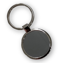 Promotional Metal Key chain Round Shape