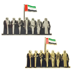 UAE National Day Logo Badges