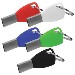 Silicone Key Holder USB Flash