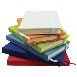Notebooks in A6 Size