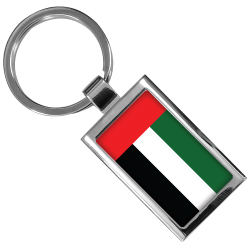 Keychain with UAE National Day Logo