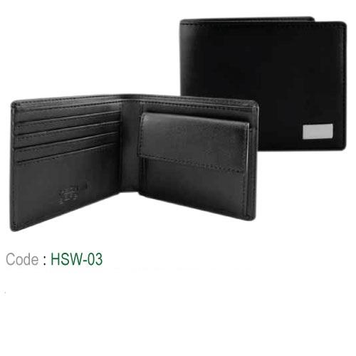 BI-fold Coin Wallets