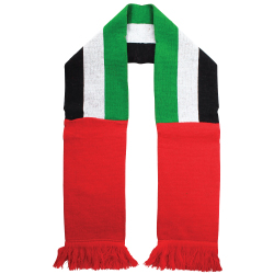 UAE Flag Scarf