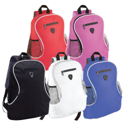 Backpack with Branding