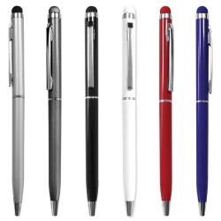 Metal Pen with touch screen