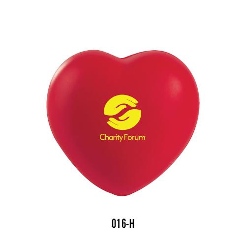 Heart Shaped Anti-Stress 016-H