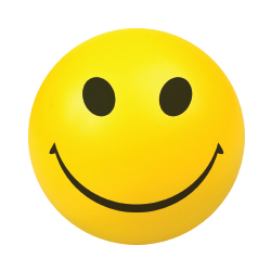 Smiley Face Anti Stress Balls 016-YS