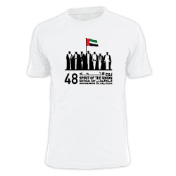 UAE National Day T Shirt