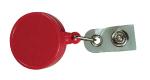 Big Logo Reel Badge - Red Color