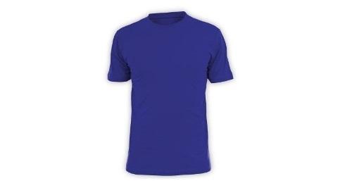 Cotton T-shirt - Blue Color