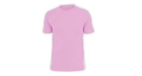 Cotton T-shirt - Pink Color